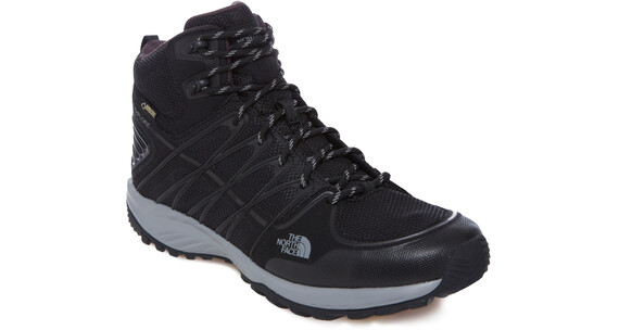 The North Face Litewave Explore Mid GTX - Chaussures - noir